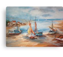 ENSEADA / HARBOR  Canvas Print