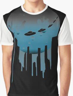 Alien Sighting Graphic T-Shirt