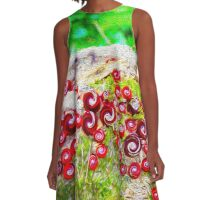 The Berry Tree A-Line Dress