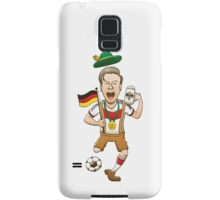 Germany is Four-time World Champion Samsung Galaxy Case/Skin