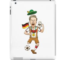 Germany is Four-time World Champion iPad Case/Skin