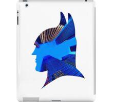 Super Hero City iPad Case/Skin