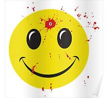 Stop Smiling Poster