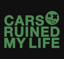 Cars ruined my life (4) by PlanDesigner