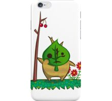 Animal Crossing Wind Waker Crossover iPhone Case/Skin