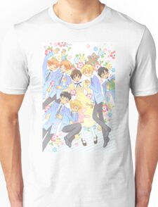 Ouran High School Host Club - ZZz... Unisex T-Shirt