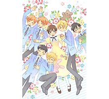 Ouran High School Host Club - ZZz... Photographic Print