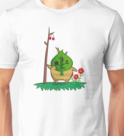 Animal Crossing Wind Waker Crossover Unisex T-Shirt