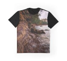 Pictured Rocks Graphic T-Shirt