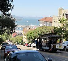 San Francisco Scene by ahlasny