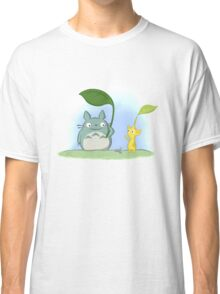Totoro Pikmin Crossover Classic T-Shirt