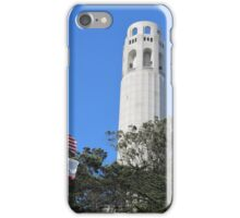 Coit Tower iPhone Case/Skin