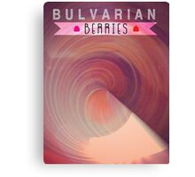 Bulvarian Berries Canvas Print