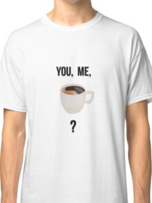 Coffee Date Classic T-Shirt