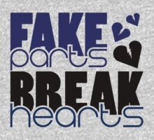 Fake parts – Break hearts (4) by PlanDesigner