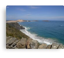 Pacific Ocean at Cape Reinga Canvas Print