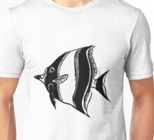 Angelic Fish  Unisex T-Shirt