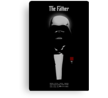 The Father Canvas Print