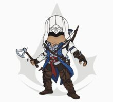 Assassin's Creed 3 Chibi Connor Kenway T-Shirt