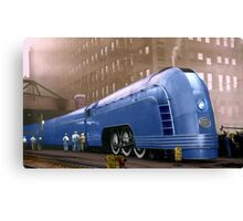 New York Central Canvas Print