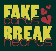 Fake parts – Break hearts (6) by PlanDesigner