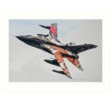 German Tiger NATO Tornado Art Print