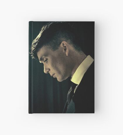 Tommy Shelby - Peaky Blinders - Cillian Murphy Poster Hardcover Journal