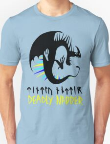 DEADLY NADDER - Sharp Class Symbol T-Shirt