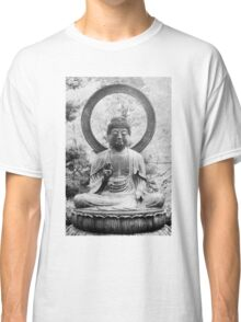 The Buddha, Statue Classic T-Shirt