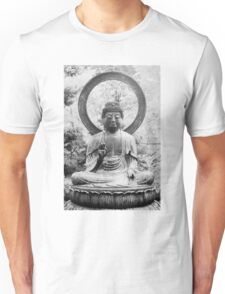 The Buddha, Statue Unisex T-Shirt