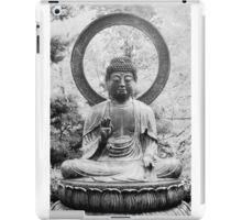 The Buddha, Statue iPad Case/Skin