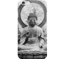 The Buddha, Statue iPhone Case/Skin