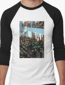 college graduation Men's Baseball ¾ T-Shirt
