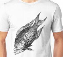 Break Dance Fish  Unisex T-Shirt