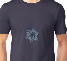 Snowflake photo - Spark Unisex T-Shirt