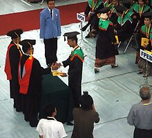 college graduation by bayu harsa
