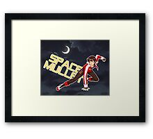 Keith Voltron 1 Framed Print