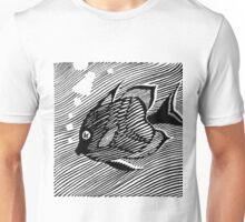 Bubble the Fish  Unisex T-Shirt