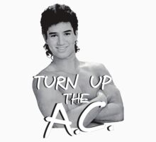 Turn Up the A.C. 2 Kids Tee