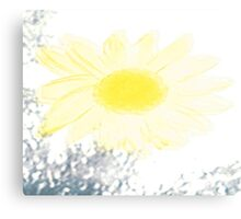 Sun Flair Canvas Print