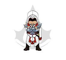 Assassin's Creed Brotherhood Chibi Ezio Auditore Photographic Print