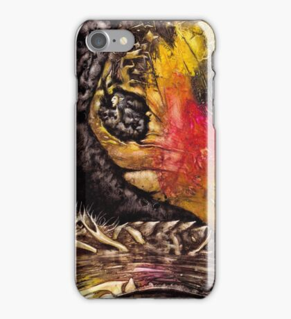Shaman World 3 of 3 iPhone Case/Skin