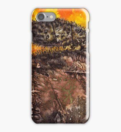 Shaman World 2 of 3 iPhone Case/Skin