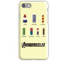 AVENGERSICLES iPhone Case/Skin