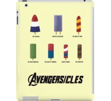 AVENGERSICLES iPad Case/Skin
