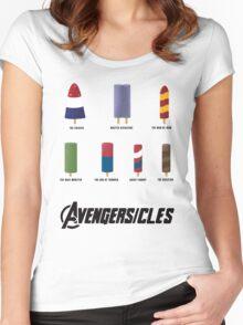 AVENGERSICLES Women's Fitted Scoop T-Shirt