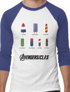 AVENGERSICLES Men's Baseball ¾ T-Shirt