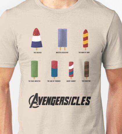 AVENGERSICLES Unisex T-Shirt