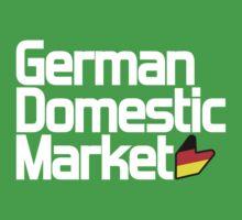 German Domestic Market (3) Baby Tee