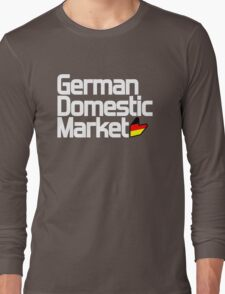 German Domestic Market (3) Long Sleeve T-Shirt